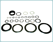 Bearing components India